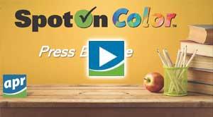 SpotOn Color Press Balance